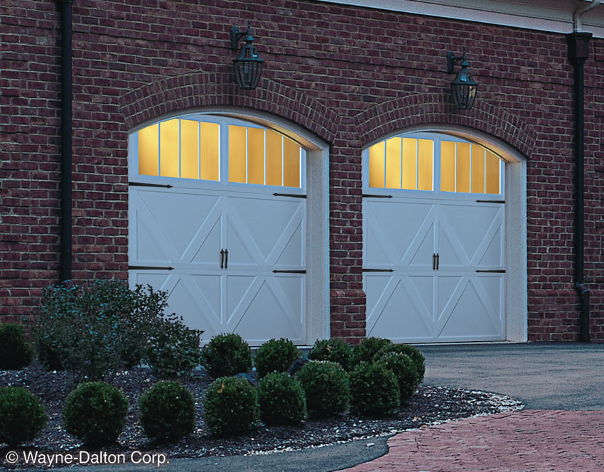 Wayne Dalton Garage Doors Model 9700 Steel Garage Door